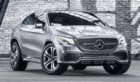 This Is How The Mercedes-benz Mlc 63 Amg Might Look