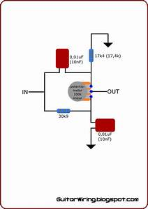 2n5088 Transparent Overdrive Wiring Diagram