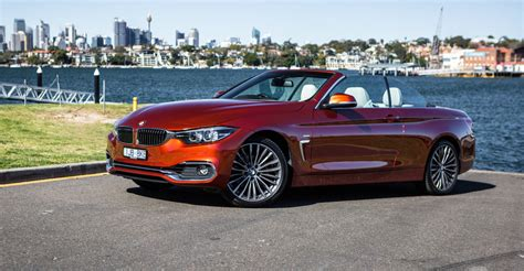 2017 Bmw 420i Convertible Review Caradvice