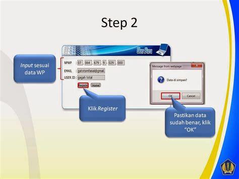 Mengapa dalam proses transaksi di teller ada proses validasi : KPP Pratama Palu: Syarat Subjektif dan Syarat Objektif Wajib Pajak