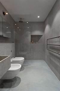 Smart Home Ideen : die besten 25 badezimmer ohne fliesen ideen auf pinterest ~ Lizthompson.info Haus und Dekorationen
