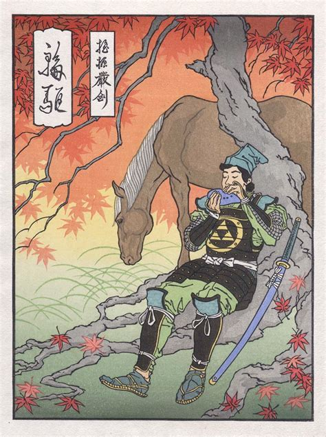 Iconic Video Game Characters Get Traditional Japanese Art