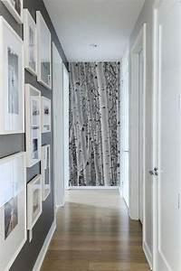 Papier Peint Pour Couloir : poser un papier peint un atout certain blog izoa ~ Melissatoandfro.com Idées de Décoration