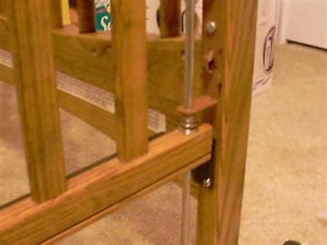 how to put a crib together without crib setup