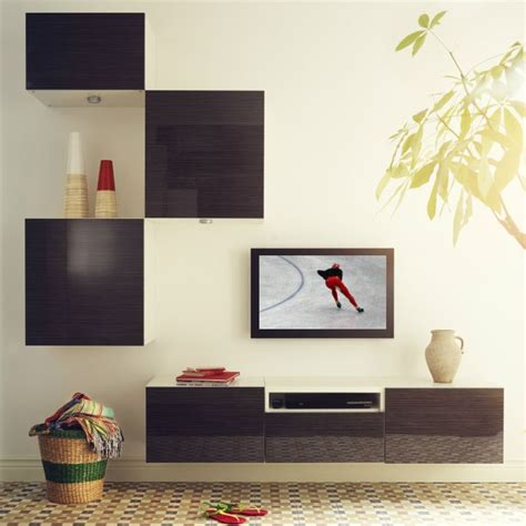 create  custom ikea tv media unit  fits perfectly