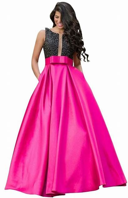 Jovani Formal Gown Pink Tradesy