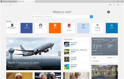 microsoft edge browser finally available in windows 10