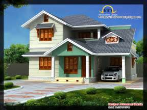 Stunning Villa House Designs Photos by Beautiful 1637 Sq Ft Villa Plan And Elevation Kerala