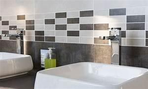 le carrelage un revetement fonctionnel et esthetique With calepinage salle de bain