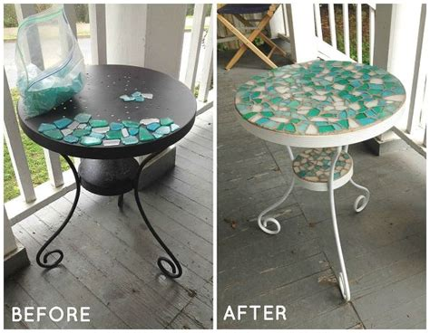 18 surprising ways to transform ugly tables into something