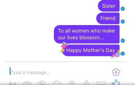 Ο τρόπος του Facebook Messenger για να πείτε χρόνια πολλά