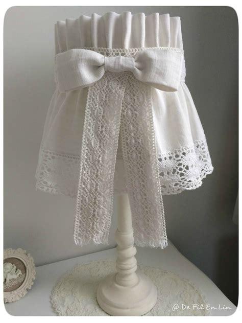 dfel jupe d abat jour en linge ancien dentelle brocante couture sewing