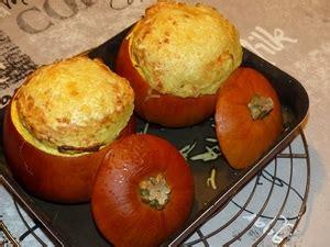 cuisiner du potimarron hachis parmentier en coque de potimarron recette iterroir
