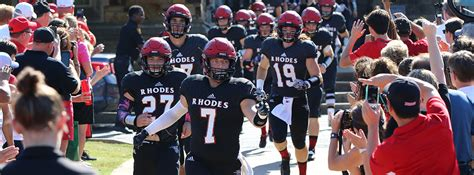 41+ Rhodes College Football  Images