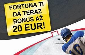 Fortuna Bonus august 2020 Aktulny stvkov bonus!