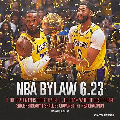Nba Lakers Champions Champs Season Championship Champion