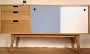 Buffet Scandinave Vintage : meubles scandinaves vintage le monde de l a ~ Teatrodelosmanantiales.com Idées de Décoration