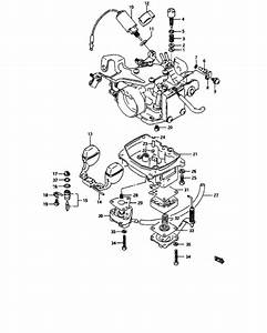 Carburetor For 0 Suzuki Carry  Super Carry Sk410