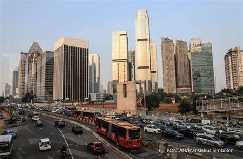 Rd Jakarta okupansi kawasan niaga jakarta turun di bawah 80