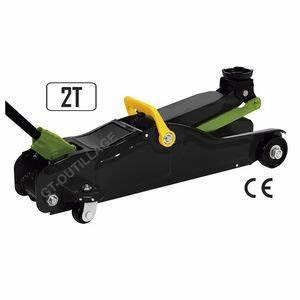Cric Hydraulique Voiture : cric rouleur hydraulique 2 tonnes sp cial voiture basse ~ Dode.kayakingforconservation.com Idées de Décoration