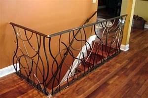 Rambarde Fer Forgé : ferronnerie pour realisation rampe rambarde escalier en ~ Dallasstarsshop.com Idées de Décoration
