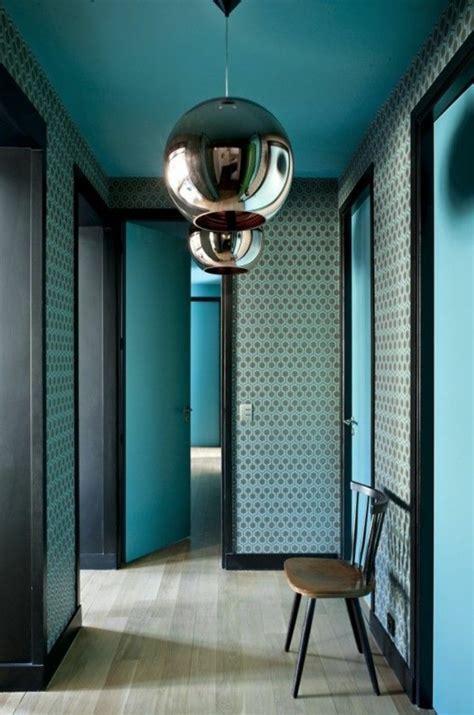 couleur tapisserie chambre papier peint pour couloir comment faire le bon choix