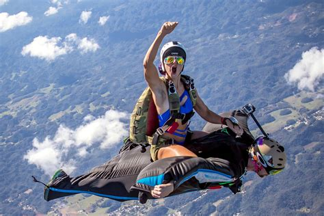 sky dive this is the ultimate way to skydive