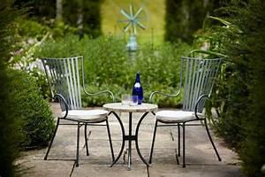 Table De Jardin Exterieur : table exterieur fer forge maison design ~ Premium-room.com Idées de Décoration