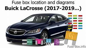 Fuse Box Location And Diagrams  Buick Lacrosse  2017