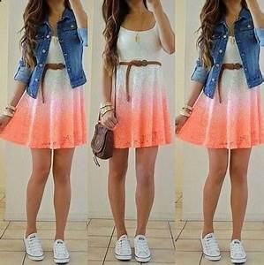 CUTE SUMMER OUTFITS FOR TEENS | CUTE TEEN OUTFIT SUMMER DRESS | OUTFIT IDEA on The Hunt