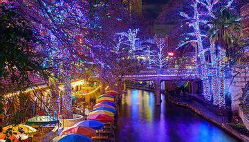 love  riverwalk  sa  christmas time