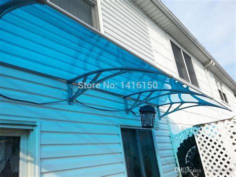 ds pxcmnew style diy door canopydiy window canopyengineering plastic frame