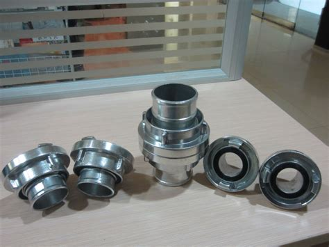 Hose Connection Aluminum,russian Gost Coupling