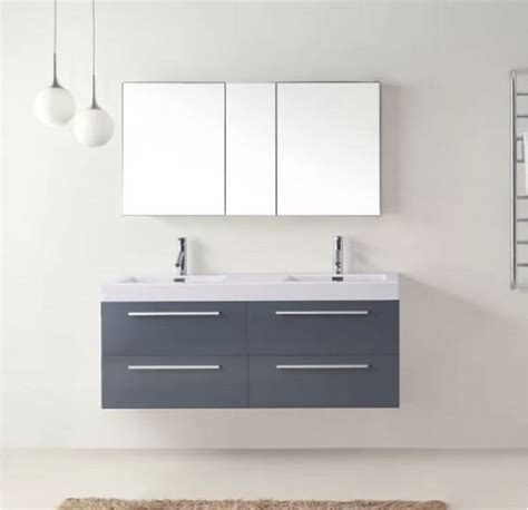 When you buy silkroad exclusive 52 inch small brown double sink bathroom vanity, granite, traditional or any storage & organization product online from us, you become part of the houzz family and can expect exceptional customer service every step of the way. 10 Recommended 52 Inch Bathroom Vanity Under $1,500 to Buy Now