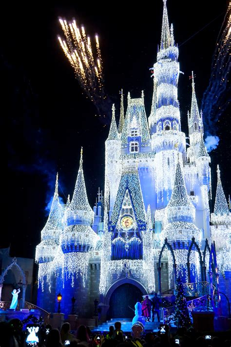 why everyone should experience disney world at christmas