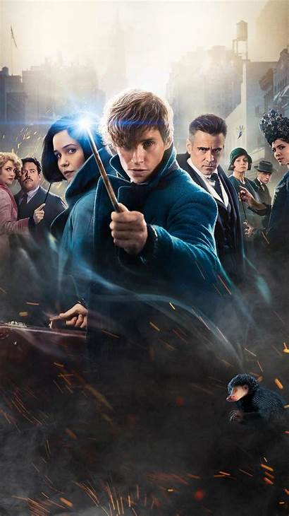 Fantastic Beasts Them Wallpapers Phone Moviemania Potter