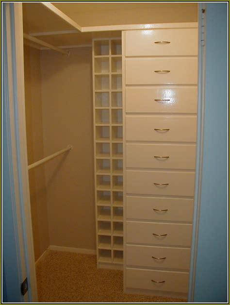 closet storage drawers wood home design ideas