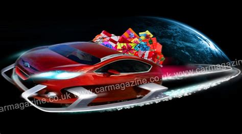 lexus christmas the world 39 s carmakers design santa claus 39 sleigh updated