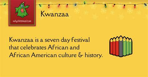 kwanzaa christmas customs  traditions