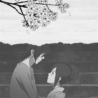 Anime Romance Kiss Say Couple Gifs Yamato