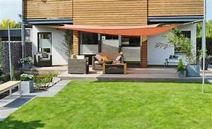 terrassenuberdachung terrasse balkon selbstde With garten planen mit balkon wasserdicht machen