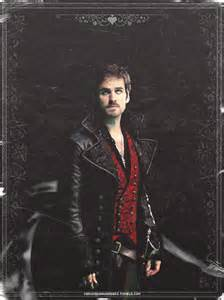 Once Upon a Time Captain Hook Killian