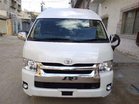used toyota hiace grand cabin 2014 car for sale in karachi 1456933 pakwheels