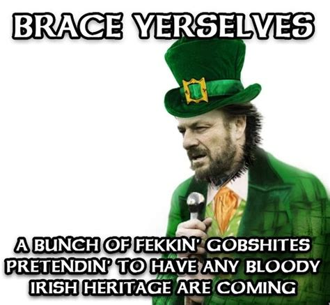 Paddys Day Meme - best 25 irish memes ideas on pinterest funny guy quotes potato people and shower humor