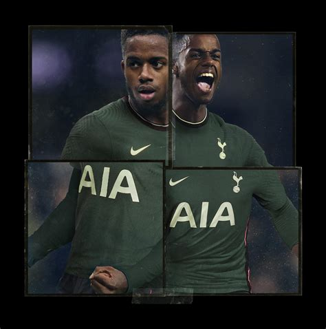 Tottenham Hotspur release home and away kits for 2020-21 ...
