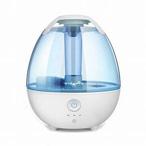 Anypro Cool Mist Humidifiers  2 Liter Ultrasonic Humidifier