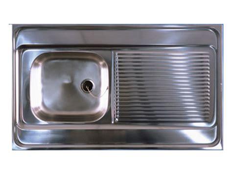siphon evier cuisine meubles de cuisine evier en inox 100 x 60 cm 39816
