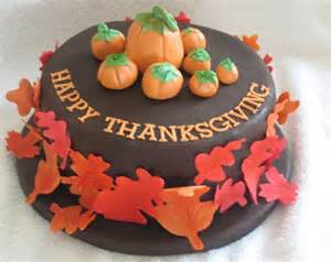 Easy Thanksgiving Cake Ideas