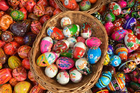 The Origins Of Easter Day's Egg Association