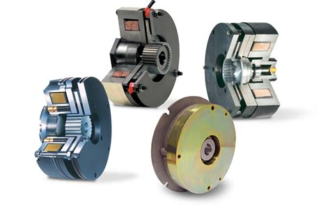 Electromagnetic Brakes Offer Safety and Performance ...